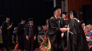 What a university GRADUATION is really like // Aberystwyth University