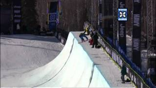 Winter X Games 15 - Kelly Clark nails her first-ever 1080