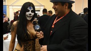 WRESTLECON 2015 INTERVIEWS! Barbie Blank, Velvet Sky, Shelly Martinez, Maria Kanellis & More!