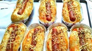 Resep dan Cara Membuat Roti Sosis yang Lembut Enak