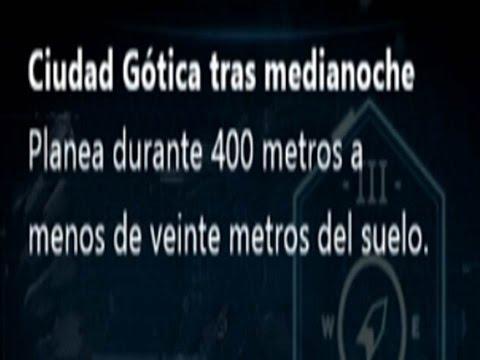 TDT  Tutorial Guia Batman Arkham Knight Ciudad Gotica Tras Medianoche