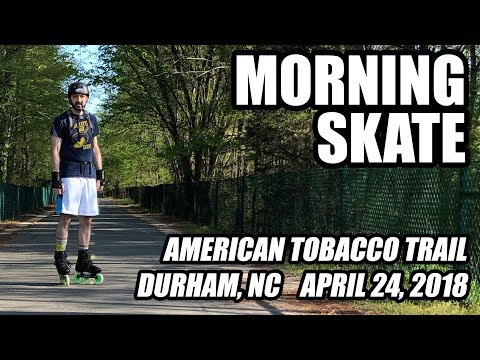 Skating the Tobacco Trail