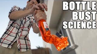 Download BARE HAND Bottle Busting- Science Investigation Mp3 and Videos
