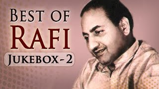 Best of Mohammad Rafi Songs | VIDEO JUKEBOX 2 | Mohd Rafi Popular Songs | Evergreen Songs
