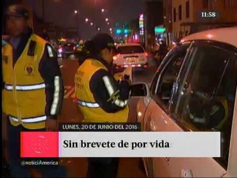 América Noticias: [TITULARES MEDIODIA 20/06/16]