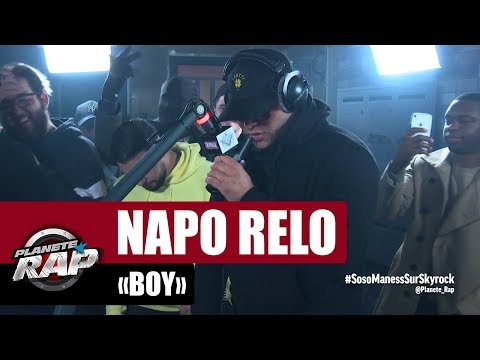Youtube: Napo Relo « Boy » #PlanèteRap