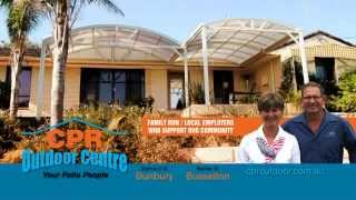 Patio Builders Cpr Outdoor Centre Bunbury 9726 2311 & Busselton 9754 2657
