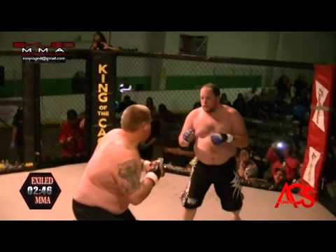EXILED MMA and ACSLive.TV PRESENTS Shae Brophy Vs Ryan Hall