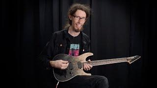 ESP Guitars: LTD Deluxe M-1000HT Demo by Jack Fliegler (New for 2020)