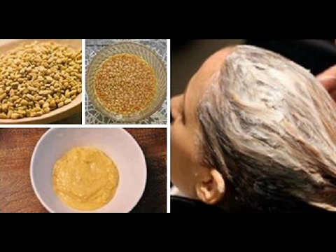 DIY Fenugreek Seeds Hair Mask For Thin,Dry and Damaged Hair   CHATURYABLOGGER