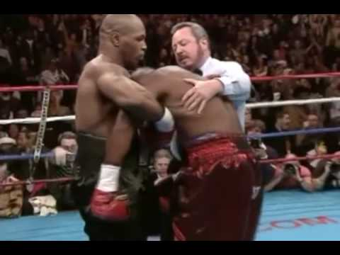 Mike Tyson vs Clifford Etienne FIRST ROUND KNOCKOUT