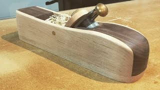 Make It - Wooden Hand Plane