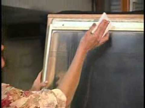 Clean Shower Door Frames Chrome Amp Aluminum Youtube