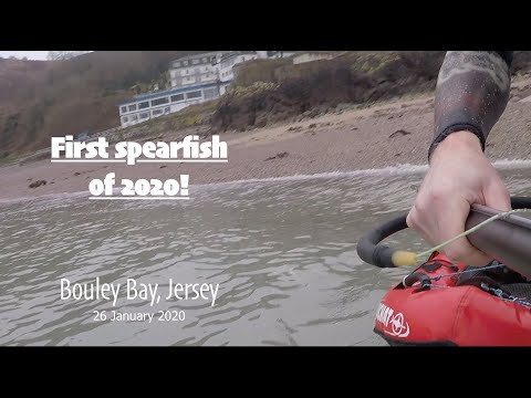 Spearfishing And Scallop Hunting - Bouley Bay - Jersey (UK)