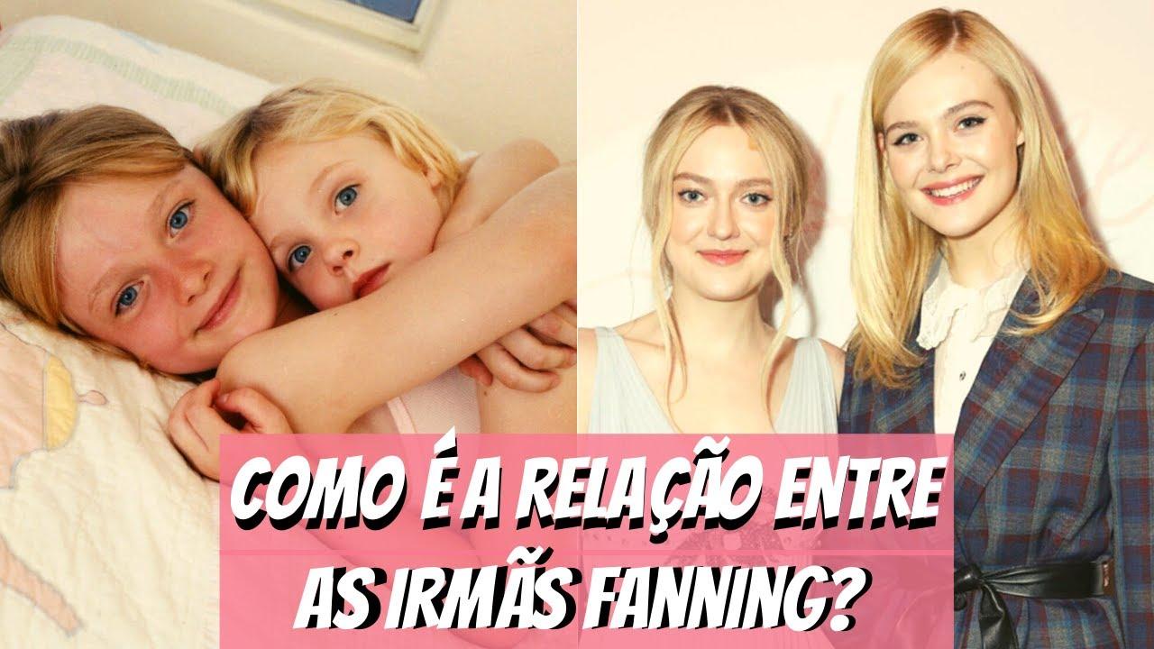 Dakota Fanning sempre ofuscou a irmã mais nova? I ...