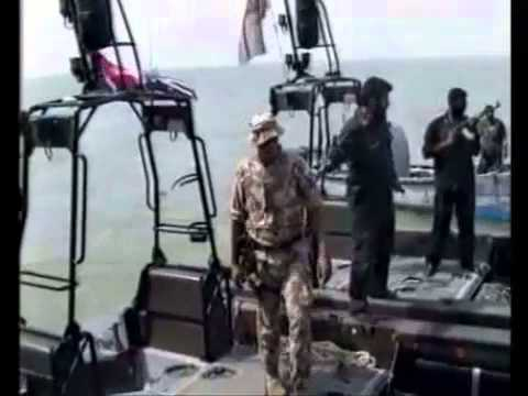 Iran _ Iranian Coast Guards Detained British Marines, 2007.
