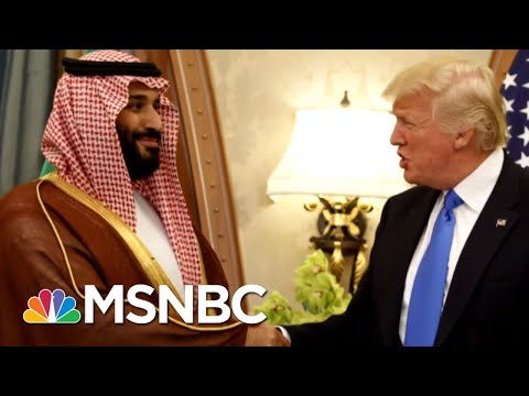 Donald Trump Denies Money Made From Saudi Arabia He Used To Brag About | The 11th Hour | MSNBC