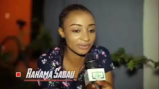 Rahama Sadau In New Nollywood Movie