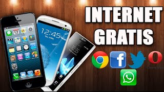 FREE INTERNET ANDROID