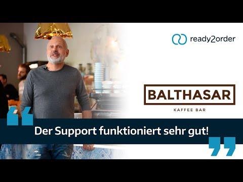 Kaffee Bar Balthasar über ready2order | Das sagen unsere Kunden #8