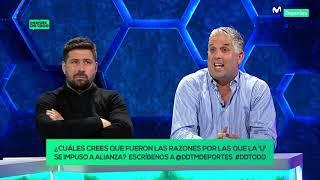 Después de Todo: Universitario de Deportes 1-0 Alianza Lima | Análisis tácticos de ambos equipos