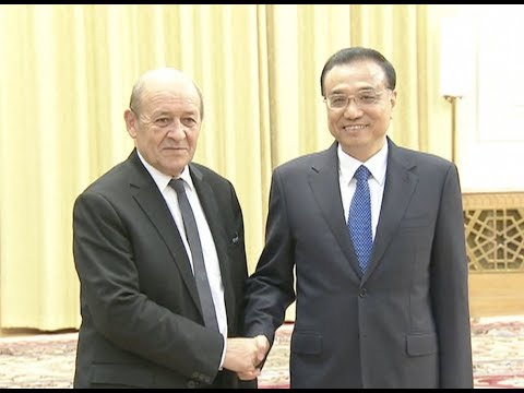 China, France to Strengthen Cooperation in Energy, Climate Change