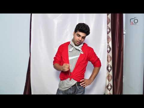 "Acting Audition 2 - Bharat Kapoor - ""Tapori look"""