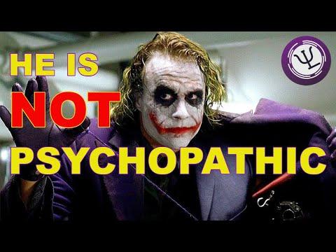 Dark Knight's Joker (Psychology Analysis)