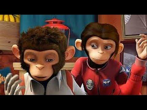 o filme space chimps dublado