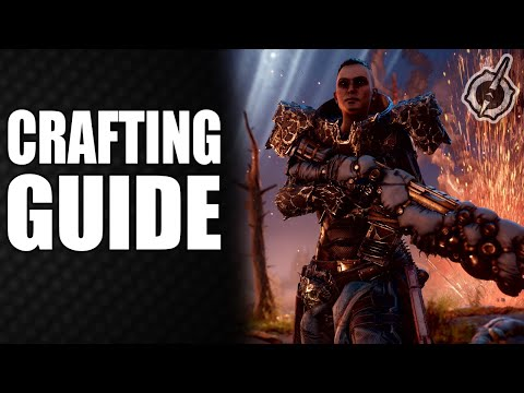 Crafting Explained! (Outriders CRAFTING Guide)