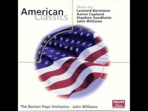 West Side Story Medley (Bernstein) - Boston Pops Orchestra, conducted by John Williams