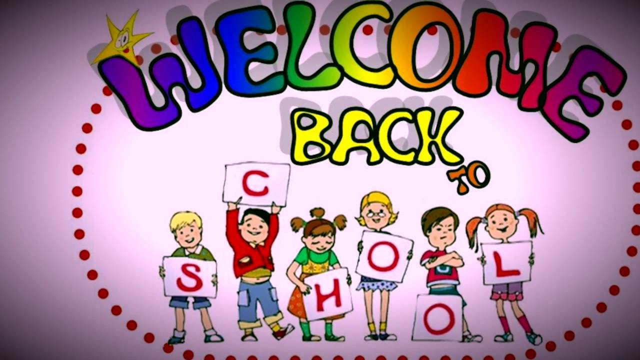 Welcome Back To School Art And Craft