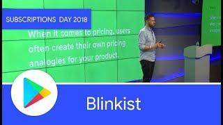 Blinkist: a continuous evolution