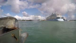Catamaran Antigua 4K