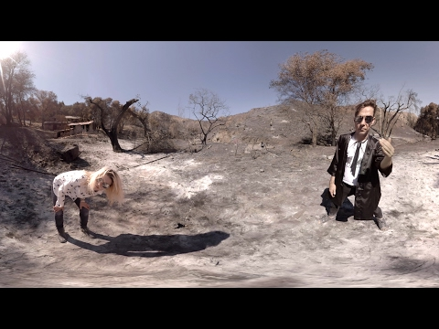 The Kills - Whirling Eye (Official 360° VR Video)