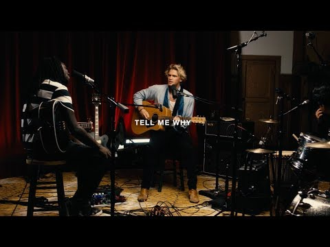 Cody Simpson & The Tide - Tell Me Why (Live)