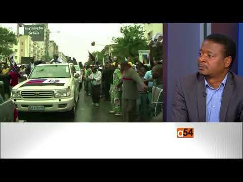 Mozambique's Afonso Dhlakama has Passed Away