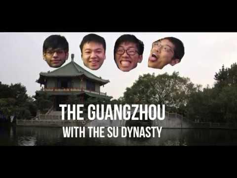 GuangZhou Day 0 VLOG