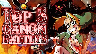 Top 5 Ganon Battles (The Legend of Zelda)