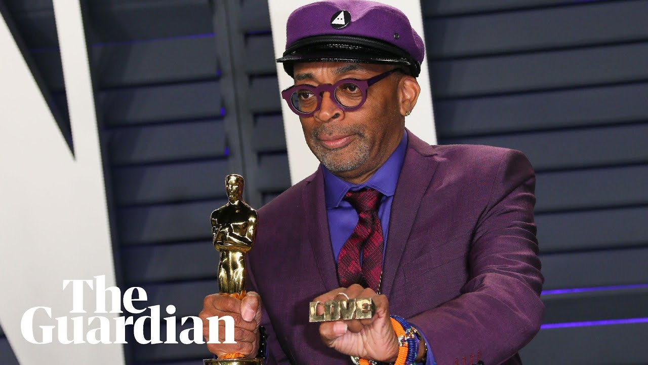 Spike Lee unhappy with Green Book Oscar win: 'The ref made a bad call'