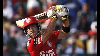 IPL 7: Maxwell turned the game for Punjab - IANS India Videos