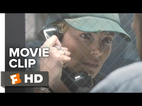 Dark Places Movie CLIP - Libby Visits Ben (2015) - Charlize Theron, Corey Stoll Thriller HD