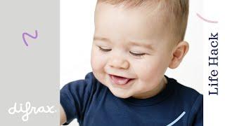 Lifehack: Supprimez facilement les croûtes de lait