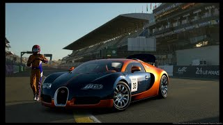 Bugatti Veyron at Lemans RacingNL Fan Car - GET YOUR NAME ON THAT CAR