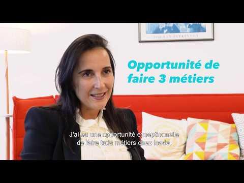 ITW de Johanna MREJEN , Directeur Asset Management, Icade.