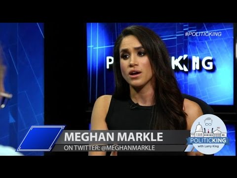 Meghan Markle: Feminism is not the F-word