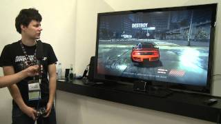 Ridge Racer Unbounded - PS3 / X360 / PC - Gameplay Video (Gamescom 2011)