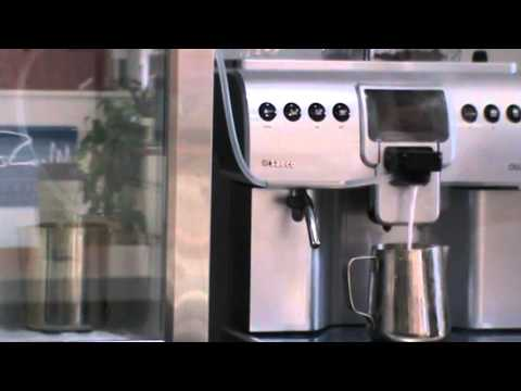 Daily Cleaning Procedure For Saeco Aulika Focus Office Coffee Machine