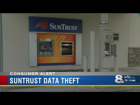 SunTrust data theft