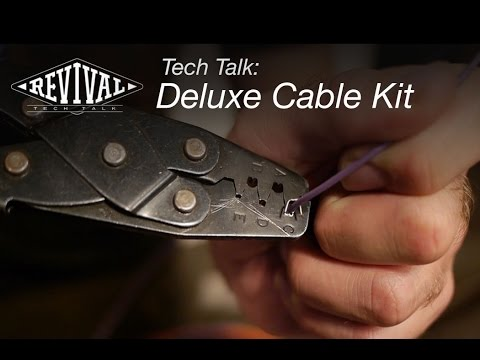 Deluxe Motorcycle Cable Kit Overview - Revival Cycles Tech Talk